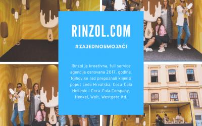 #zajednosmojači predstavljamo: rinzol