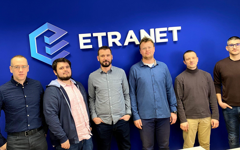Startala prva generacija ETRANET Inkubatora